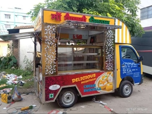 Delicious Street Food Truck