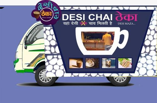 Desi Chai Street Food Truck
