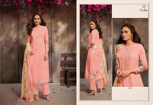 Designer Ladies Parallel Suit Size: Customized