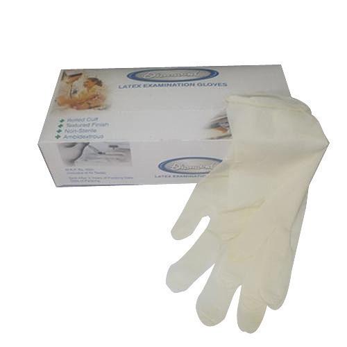 Disposable Vinyl White Surgical Gloves