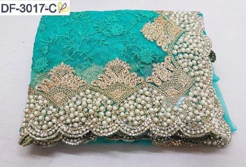 Fancy Embroidered Ladies Sarees