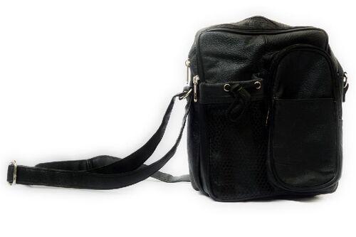 Genuine Sheep Leather Shoulder Hanging Bag