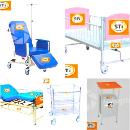 High Weight Bearing Hospital Trolley