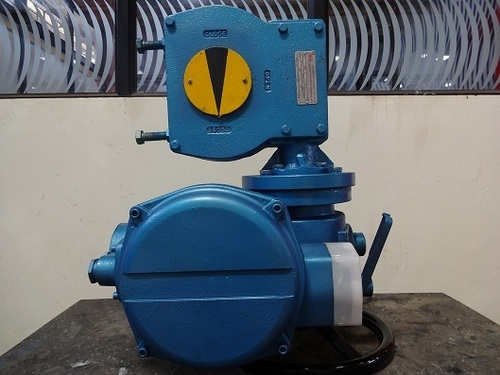 Industrial Three Phase Electrical Actuator
