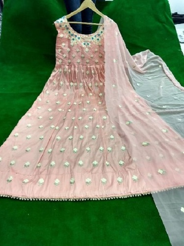 Ladies Heavy Work Gown Size: Customized
