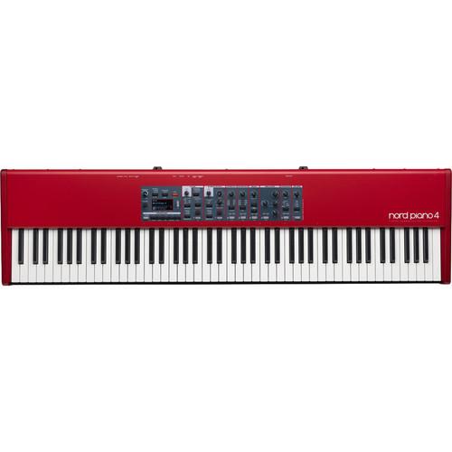 Nord 4 Digital Piano With Virtual Hammer Action Keyboard