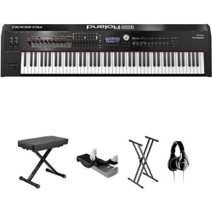 Roland RD 2000 88 Key Digital Stage Piano Value Kit