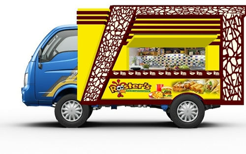 Roosters Street Food Truck