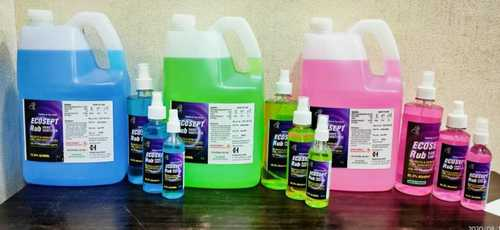 Rub Hand Sanitizer 500 ML