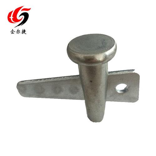 Solid Concrete Stub Pin
