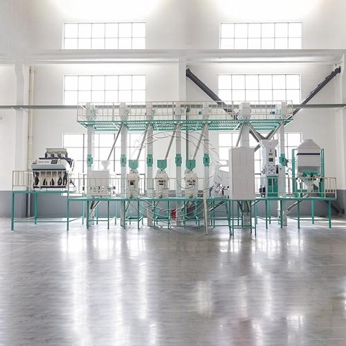 40Ton Rice Mill Plant