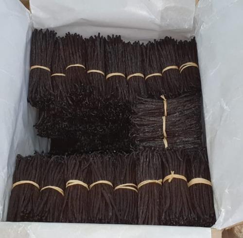 Black natural Vanilla Beans