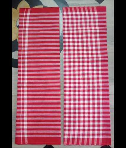 Check Pattern Cotton Gamcha