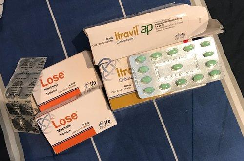 Clobenzorex Pills