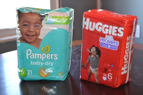 Disposable Baby Dry Diapers