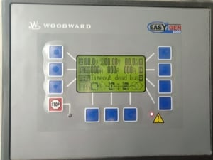 Easygen 2300 Auto Synchronizing and Load Sharing Panels