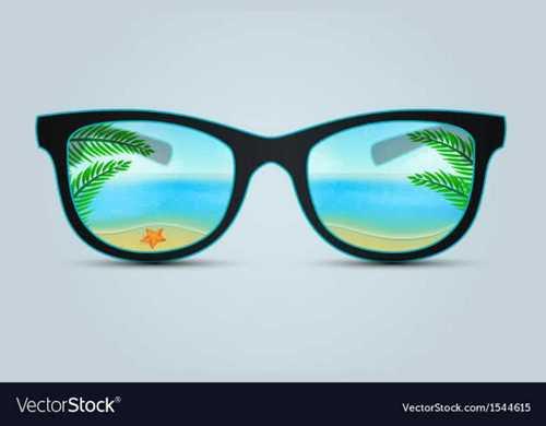 Fashionable Look Beach Sunglasses