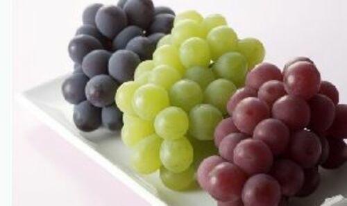Fresh Green Grapes Fruits