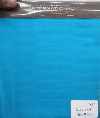 Giza Satin Textile Fabric