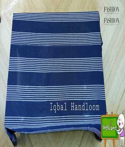 Handloom 100% Cotton Bed Sheet