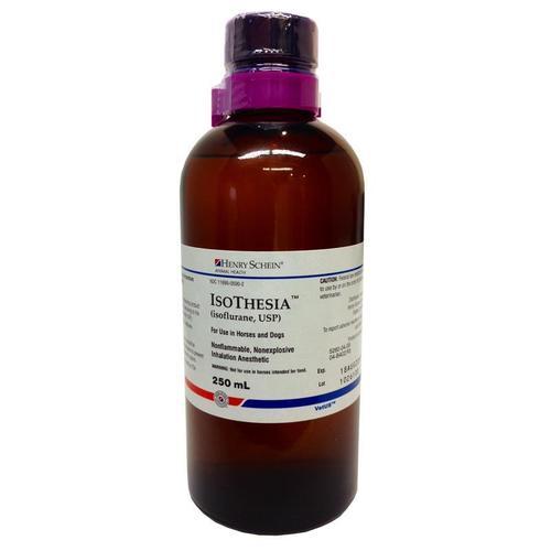 Isoflurane Anesthetic