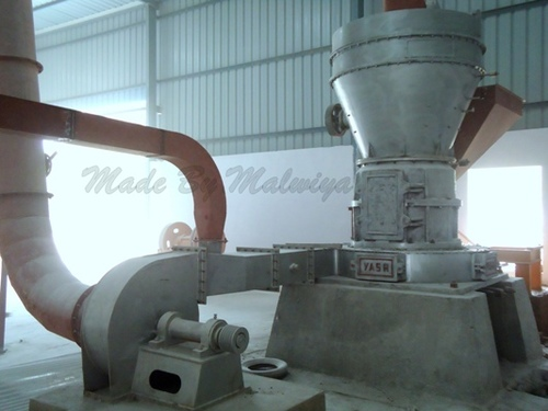 Low Maintenance Roller Grinding Mill Plant