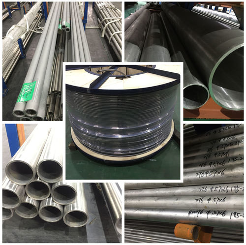 Nickel Alloy Hastelloy C22 C276 Seamless Tube Pipe