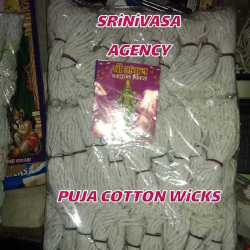 Premium Export Quality Puja Cotton Wicks