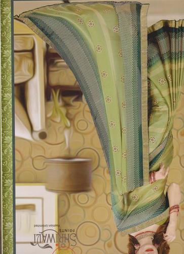 Skin Friendly Bhangar Saree