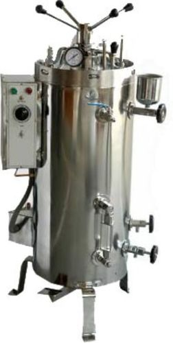 SS Innovative Vertical Autoclave