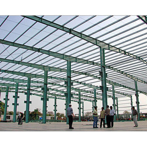 Steel Factory Building Structure