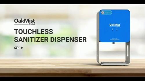 Touch less Mini Sanitizer Dispenser