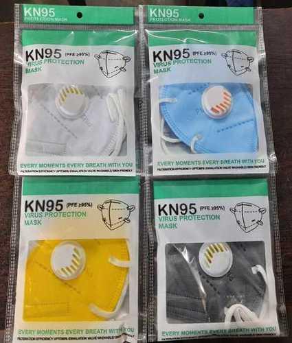 Virus Protection KN95 Mask