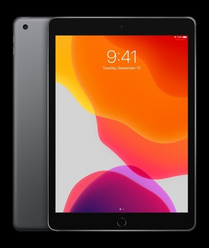10.2 Inch iPad Late 2019 128 GB Wi-Fi 4G LTE Space Gray (Apple)