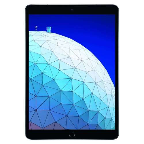 Space Grey 10.5 Inch iPad Air Early 2019 64 GB Wi-Fi Only Space Gray (Apple)