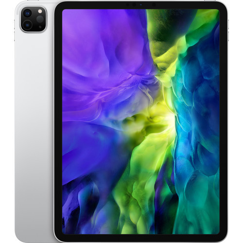 11 Inch iPad Pro Early 2020 256 GB Wi-Fi Only Silver (Apple)
