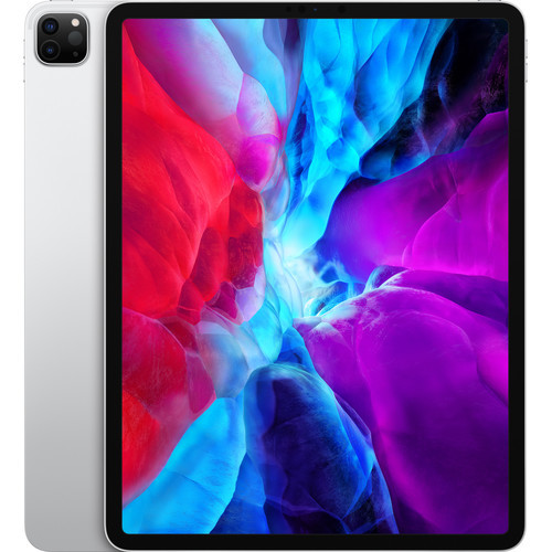 12.9 Inch iPad Pro Early 2020 256GB Wi-Fi Only Silver (Apple)