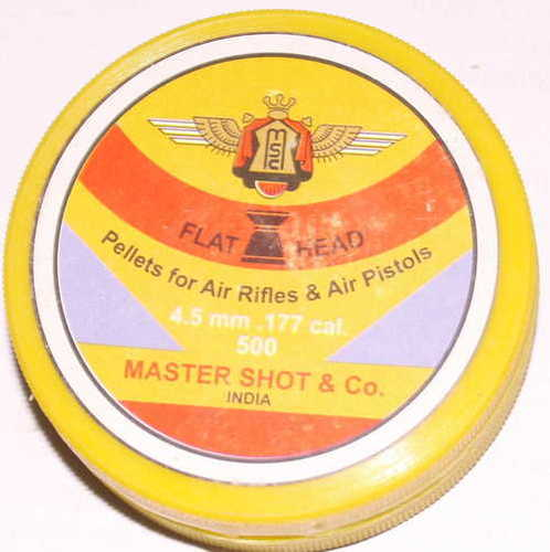 Air Pellets Master Shot For Training Purpose