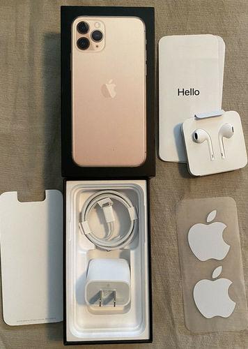 Apple iPhone 11 Pro Max Smartphone
