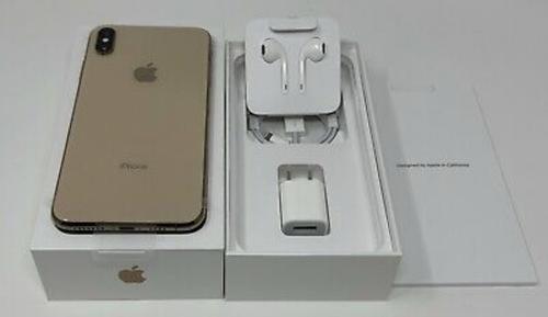 Apple iPhone XS MAX 256GB Smartphone