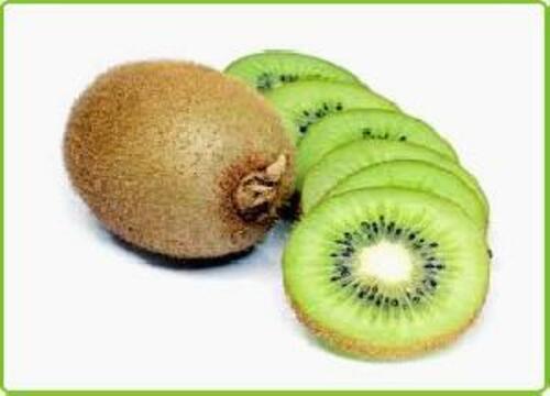 Brown Fresh Kiwi Fruits