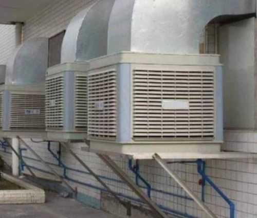 Chitrasun Mild Steel CS-3 Industrial Ducting Air Cooler