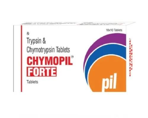 Chymopil Forte Tablet