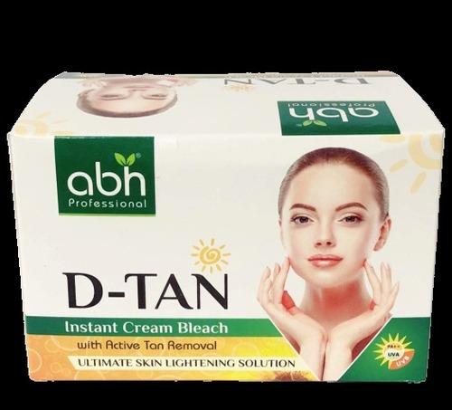 D Tan Instant Cream Bleach