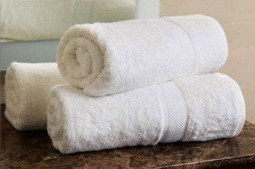 Disposable Spunlace Fabric Spa Towel