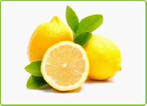 Fresh Yellow Lemon for Food