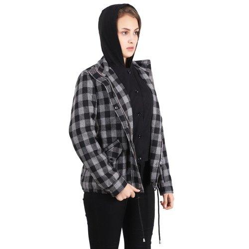 Full Sleeve Woolen Jacket