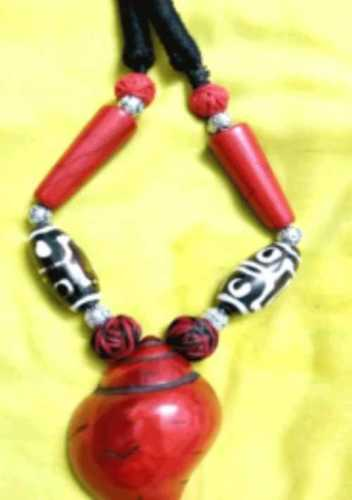 Handmade terracotta Necklace Sets