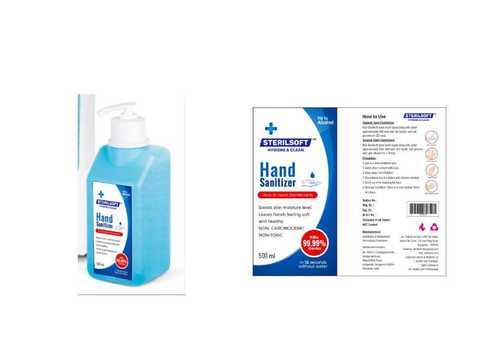 Instant Hand Sanitizer Gel