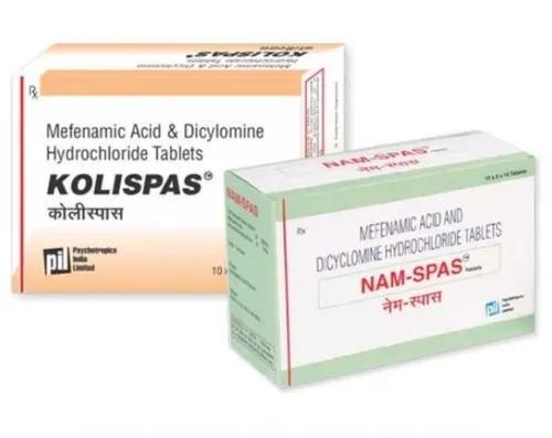 Kolispas, Nam Spas Tablet
